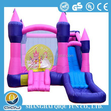 2015 popular amusement park kids games toys inflatable minnie mouse bounce house for sale