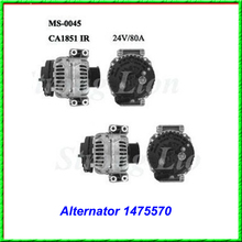 Auto part 24v alternator for Scania truck Parts 1475570
