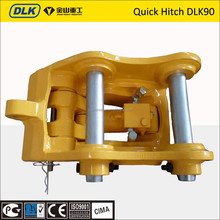 for 23-30 ton excavator quick hitch DLK90
