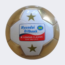 Cheap soccer balls with printing soccer team names