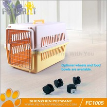 Aluminum dog cage/dog cages stainless steel