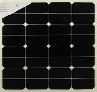 Kindle marine 50W flexible solar panel,with OEM service
