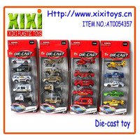 1:64 Kids alloy die cast toy miniature metal toy cars