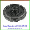 High Quality Truck Clutch Cover for Scania 3/4 Series 1393185 323483024001