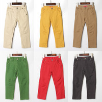 factory wholesale 100% cotton multi-color ecofriendly child boys hot sweat kids baby new style boys pants for boy