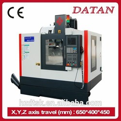 practical programable cnc milling machine tool