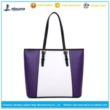 European style and American style fashion handbags tote bag for women
