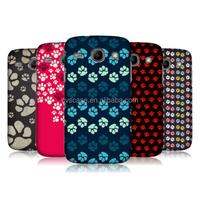 Case for Samsung Galaxy Core i8260 i8262 Cute PAW Design