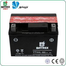 Competitive Lead Acid 12V 4Ah Motorcycle Battery Prices In Pakistan