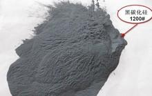 Hot sale black silicon carbide powder include silica sand