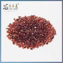 Best Quality Natural Mozambique Garnet Oval Gemstones For Jewelry