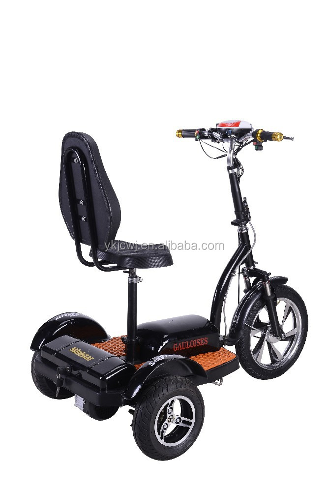 Covered Scooters For Disabled : Wheel mobility electric scooter the disabled three