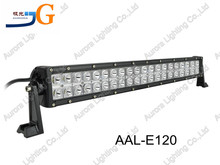 """21.5"""" 120W hot sale off road led light bar for cars AAL-E120"""