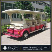 Open Style Mini Electric City Bus/Shuttle Bus