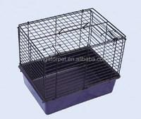 Portable Wire Puppy Cage