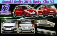 SUZUKI SWIFT ECO 2012 Body Kits V.2 (10 pcs)