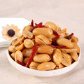 assado crocante de amendoim