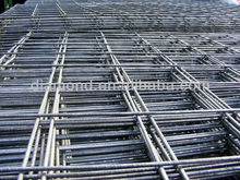 Welded steel bar panel /concrete reinforcing mesh