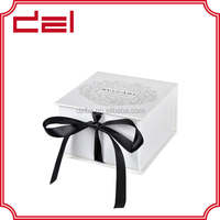 High quality foldable famcy gift Box Packaging wholesale