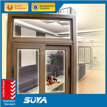Popular alum-clad sliding window reception sliding window