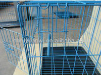 power coated design metal animal cages for sale (factory)