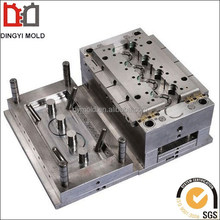 High precision plastic injection mould making
