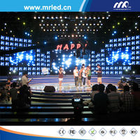2014 hot festivals products full color led display for stages