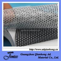 Perforated PVC self adhesive Vinyl film / perforated vinyl roll
