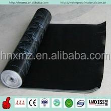 Breathable Self Adhesive Bitumen Waterproof Membrane Type Underlay Roofing Felt