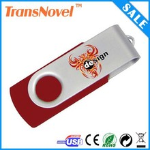 Cheap Colourful Promotion Gift USB 2.0/ Swivel USB Flash Drive wholesale