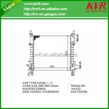 oil filled radiator FOR FORD KA (RB_) 1.3 i OEM 1025532 /1056616 / 6TA095A