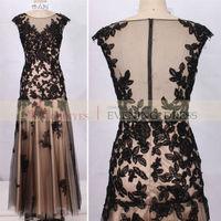 TB62706 zuhair murad evening dresses 2014 | elegant luxury black prom dresses | 2015 Prom Dress Trends
