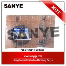 PC400-8 excavator hydraulic main pump parts / 708-27-22811 oil seal
