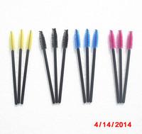 Colorful Makeup Brush with Cheap Price Mascara Brush