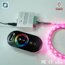 Contest LED Pilot Touch RGB Wallcontroller