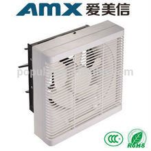 Alta qualidade extrator fãs ventilador do banheiro ventilador de parede e saída