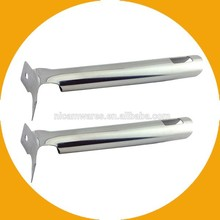 stainless steel long handles for cookware pots and fry pans