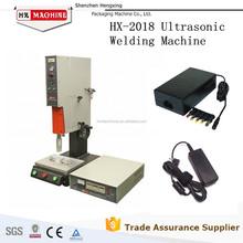 Plastic Ultrasonic Welding Machine of 18kw/20kHz Toner Cartridge Welding