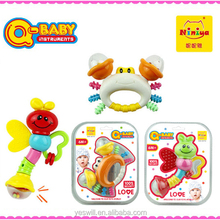 Q-BABY hot sale new design newborn infant plastic creative baby toys
