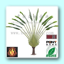 2015 indoor or outdoor natural touch artificial 1-5m artificial banana tree,artificial traveller palm decoration