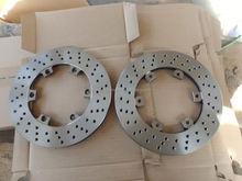 go-kart brake discs
