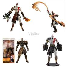NECA God of War 7'' Kratos PVC Action Figure Doll Collectibles Model Game Toy Gift