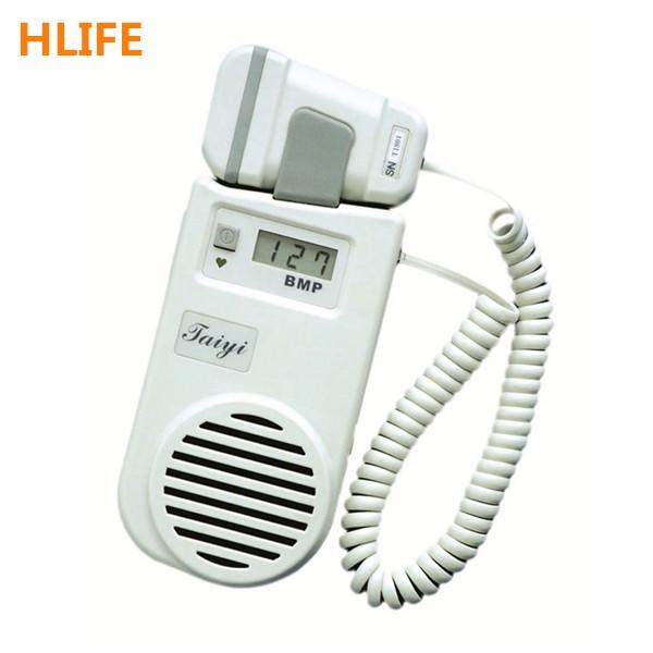 Cung Cấp nhà máy Kỹ Thuật Số Fetal Doppler Monitor 3 MHz