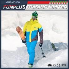 China factory custom professional mens ski jacket