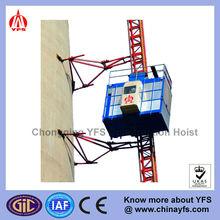 Construcción inclinado y curvado Hoist Para Chimenea SCX200