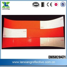 For motorcycle/truck/vehicle reflective truck tape reflective tape motorcycle