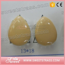 Factory directly selling good quality resin sew on rhinestones bags