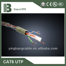 best price d-link 23awg cat6 lan cable full copper lan cable for network