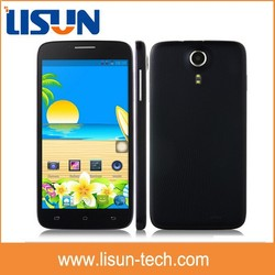 5.0inch HD Big Screen low price android 4.4 smartphone mobile phone