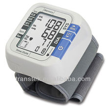 FDA blood pressure monitor connected to computer